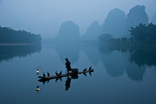 guilin tourism on the edge