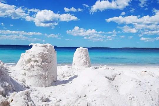 white-sand