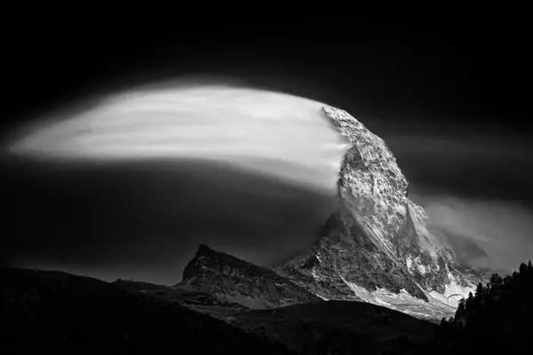 North Face of Matterhorn
