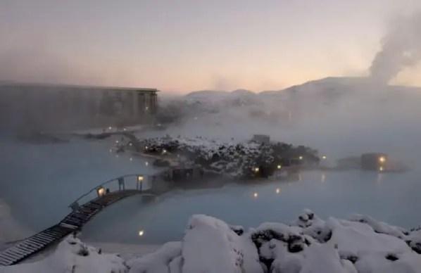 blue lagoon resort amazing pool