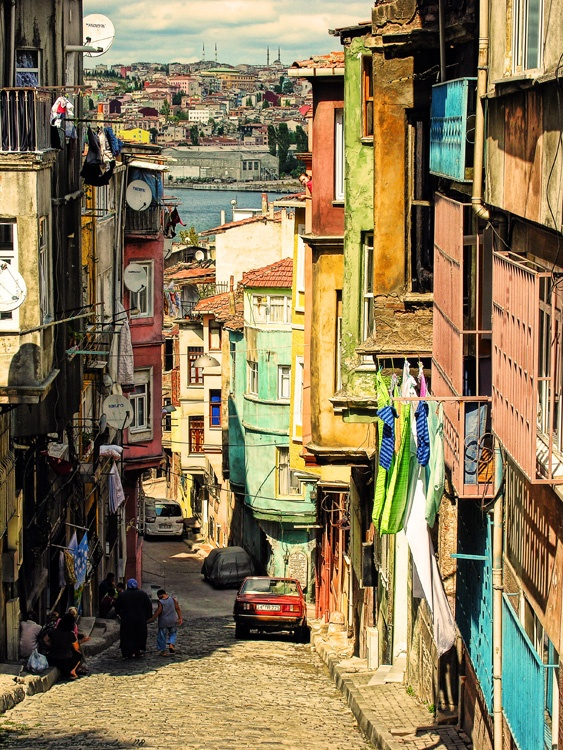 Istanbul colors