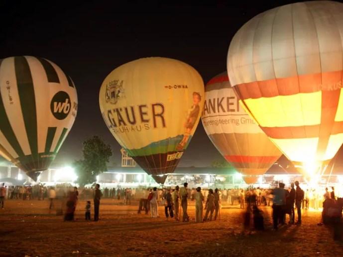 Pushkar Hot Air Balloon