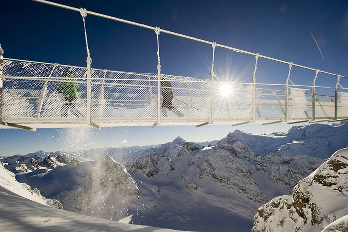 Pictures in the News: Titlis, Switzerland