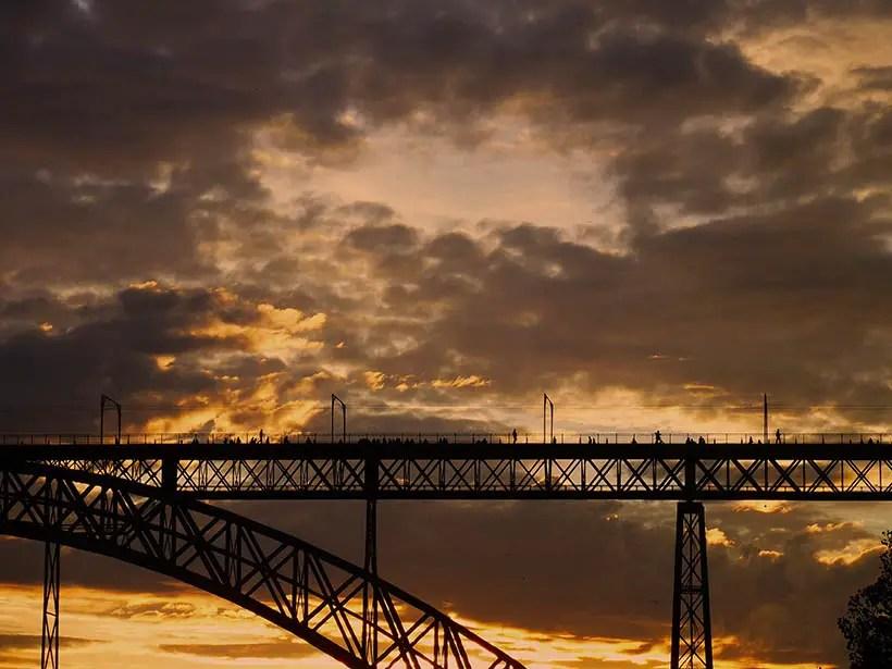 Porto The City Bridge