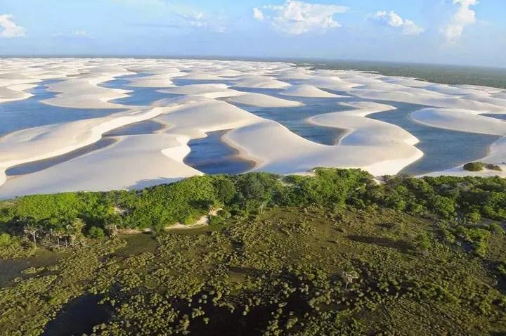 Lencois Maranhenses National Park, Brasil (9)