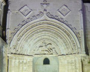 Portale di San Giorgio a Ragusa Ibla