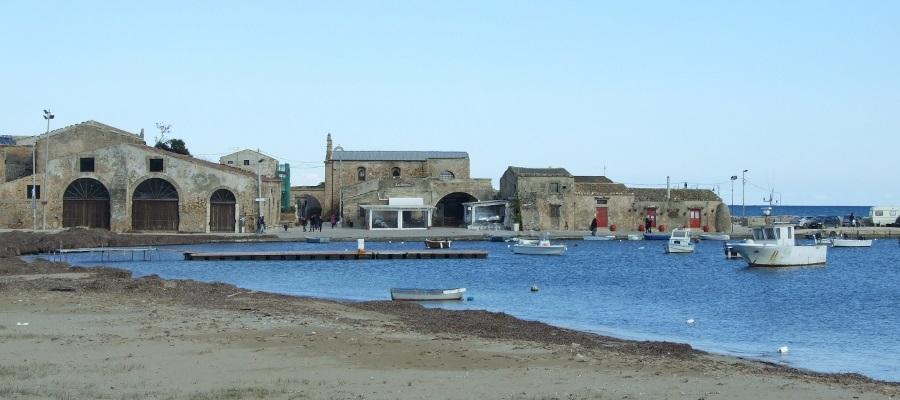 il borgo marinaro di marzamemi in sicilia