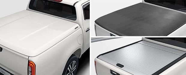 Mercedes-Benz X-Class Bin Covers