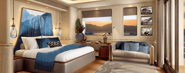 Ayana Komodo Yacht Room.