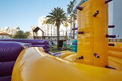 President Hotel Kids Play Area