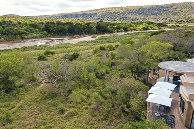 The uMfolozi Big Five Reserve