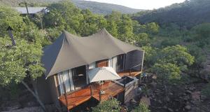 Inzalo Safari Lodge at Welgevonden Game Reserve