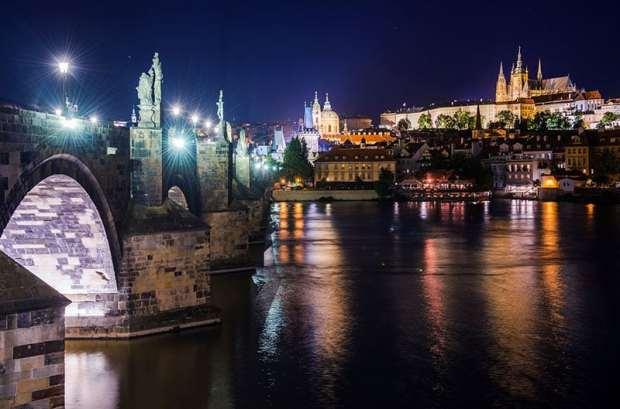 St Charles bridge, Prague