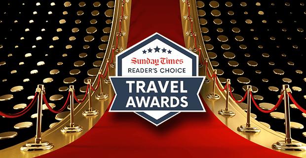 Sunday Times Reader's Choice Travel Awards logo