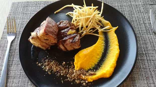 Durbanville Hills Restaurant food