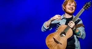 Musician Ed Sheeran