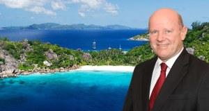 Alain St. Ange, Seychelles