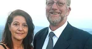 Askari Lodge managers Karen and Dave Atherstone.