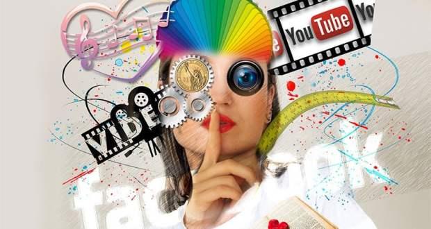 Social media abstract