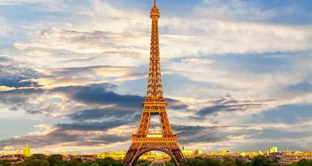 Eiffel Tower Paris-France