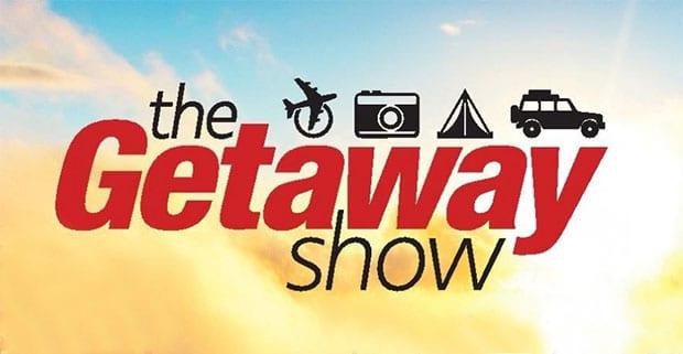 The Getaway Show logo