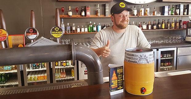 Darling Brew GM Lars Pflanz