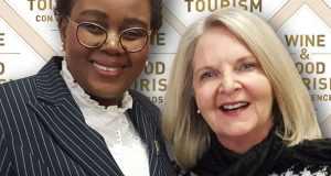 Mmamoloko Kubayi-Ngubane and Margi Biggs