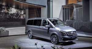 Mercedes-Benz 2019 V-Class