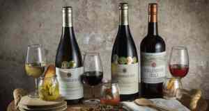 Stellenbosch Hills Heritage wine bottles