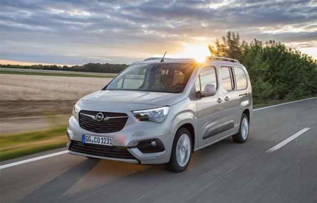 Opel Combo Life 1.6TD