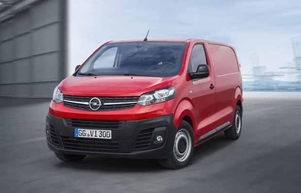 Opel Vivaro Cargo 2.0TD