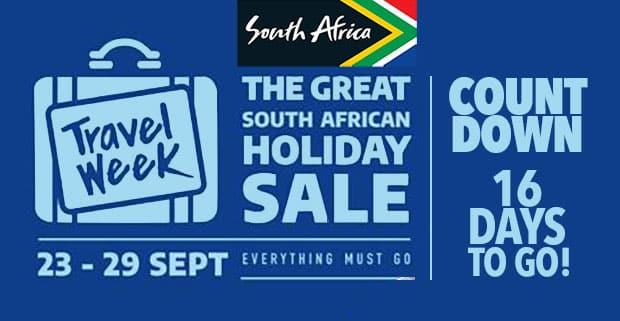 Sho't Left Travel Week branding
