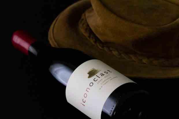 Delheim Iconclast red wine blend