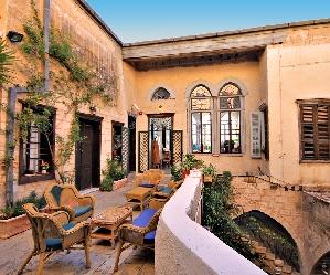Importance of tourism at Fauzi Azar cultural hostel