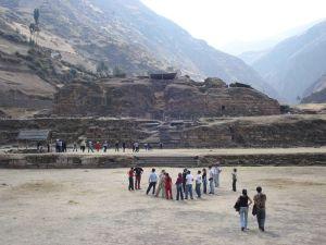 Chavin de Huantar ancient Huari culture