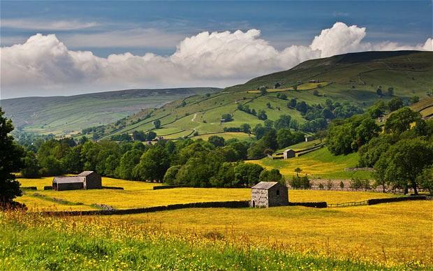 Yorkshire Dales England Tourist Destinations