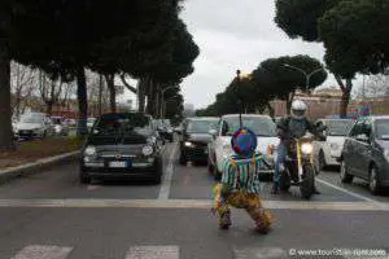 Пересечение в Риме
