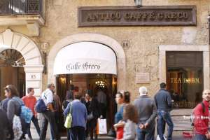 Caffe Greco Front