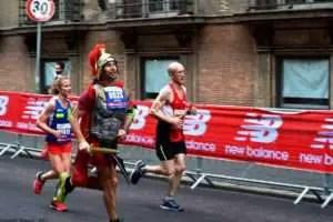 Rom Marathon 2017 Legionär
