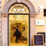 Eisdielen in Rom San Crispino