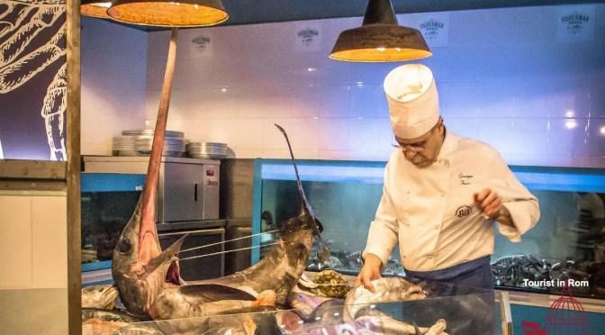 The Fisherman Burger · Fisch in allen Variationen