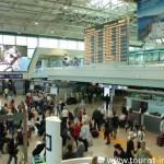 Flughafen Rom Fiumicino · Orientierung · Ankunft · Abflug