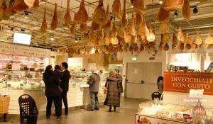 Shopping in Rom Eataly
