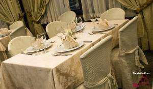 Restaurants for upscale events in Rome edle Restaurants in Rom