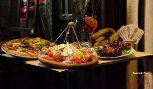 Restaurants zu Weihnachten und Silvester in Rom