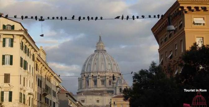 Rom Ostern Rome Easter shoefiti