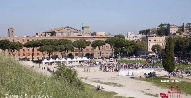 Rome Birthday Circo Massim