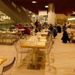 Restaurant im Eataly Rom