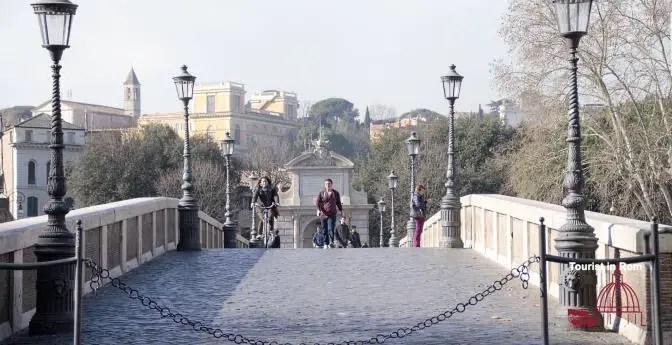 Sixtus Bridge Rome