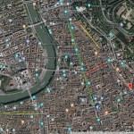 Rome Shopping map